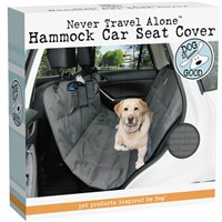 Dog is Good Hammock Car Seat Covers