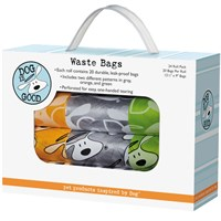 Dog is Good Icon Waste Bags (24-Pack)