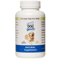 DOGgeviti™ for Larger Dogs over 50 lbs (60 Tablets)