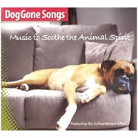 "Traveling tunes for you and your pet. Music featuring the Schoenberger Effect - Award-winning Piano Melodies, composed especially for you and your loving pet. Introducing 37 Original Piano pieces/tracks. Each soft, pleasant melody contains special musical elements that will captivate and calm the animal spirit. This music collection is most effective for: Reducing the anxieties your pet experiences while traveling in a car Lessening the stress of being away from the familiar comforts of home Calming your pet during times of frightening, loud, and unusual noises (i.e. thunderstorms, fireworks, etc.) Stimulating your dog's brain and senses through audio enrichment And much more! Total Running time 47 minuets. What our customers say... ""Thomas"