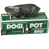 DogiPot Litter Pick Up Bags (200 bags)