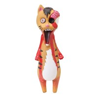 Dogit Zombie Fever Vinyl Dog Toy - Cat