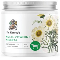 Dr. Harvey's Multivitamin & Mineral Herbal Supplement for Dogs (7 oz)