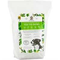 Dr. Harvey's Veg-To-Bowl Vegetable Dog Food (5 lb)