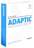 "Dressing ADAPTIC Non-Adhering Sterile (3""x3"") - 50 pack"