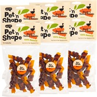 6 PACK Pet 'n Shape Duck 'n Sweet Potato (24 oz)