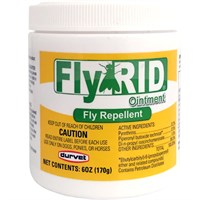 Durvet Fly Rid Ointment (6 oz)