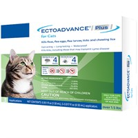 EctoAdvance® Plus for Cats (3 Doses)