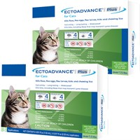 EctoAdvance® Plus for Cats (6 Doses)