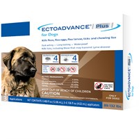 Dog Suppliesflea & Tick Suppliestopicalsectoadvance® Plus For Dogs