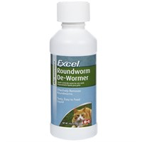 excel roundworm de-wormer (4 oz) on lovemypets.com