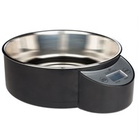 Eyenimal Intelligent Pet Bowl - Black XL (1.8L)