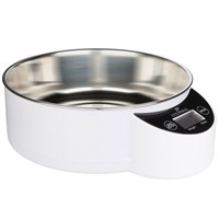 Eyenimal Intelligent Pet Bowl - White XL (1.8L)