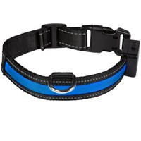 Eyenimal Light Collar - Blue (Medium)