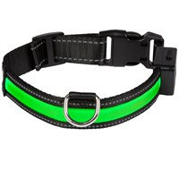 Eyenimal Light Collar - Green (Medium)