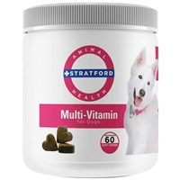 EZ-CHEW Multi-Vitamin for Dogs (180 soft chews)