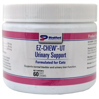 EZ-CHEW-UT Urinary Support for Cats (60 soft chews)