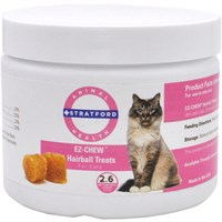 EZ-CHEW Hairball Remedy for Cats (2.6 oz)