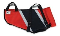 Premier Fido Float Black/Red - Medium
