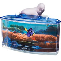 Finding Dory Betta Aquarium Tank Kit (0.7 Gallon)