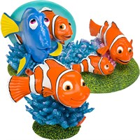 Finding Nemo & Friends Aquarium Ornament Set