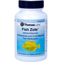 Image of Fish Zole (Metronidazole) 250mg (30 tablets)