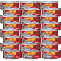 Image of Friskies Shreds - Beef in Gravy Canned Cat Food (24x5.5 oz)