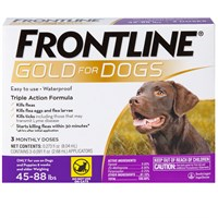 Dog Suppliesflea & Tick Suppliestopicalsfrontline Gold For Dogs