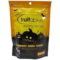 Fruitables® Skinny Minis® Pumpkin Spice Halloween Dog Treats (5 oz)