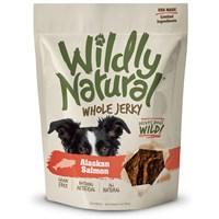 Fruitables Whole Jerky Dog Treats - Alaskan Salmon (5 oz)