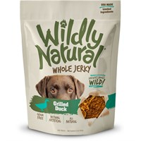 Fruitables Whole Jerky Dog Treats - Grilled Duck (5 oz)