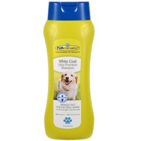 FURminator White Coat Ultra Premium Shampoo for Dogs (16 oz)
