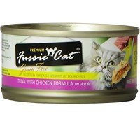 Fussie Cat Tuna and Chicken Cat Food (2.8 oz)<br />