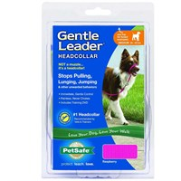 Petsafe Gentle Leader Quick Release Headcollar - Medium (Raspberry)