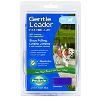 Gentle Leader Quick Release Head Collar Small - Deep Purple