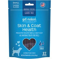 Get Naked® Skin & Coat Treats for Dogs - Small (6.2 oz)