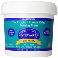 Stewart Beef Liver Freeze Dried (21 oz)