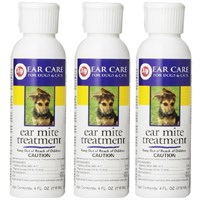 gimborn r-7m ear mite treatment 3-pack (12 oz) on lovemypets.com