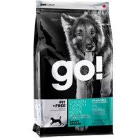Petcurean Go! Fit + Free™ Adult Dog Food - Chicken Turkey + Trout (6 lb)
