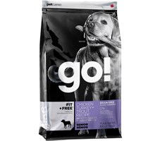 Petcurean Go! Fit + Free™ Senior Dog Food - Chicken Turkey + Trout (12 lb)