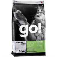 Petcurean Go! Sensitivity + Shine™ Cat Food - Freshwater Trout + Salmon (16 lb)