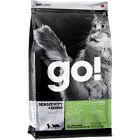 Petcurean Go! Sensitivity + Shine™ Cat Food - Freshwater Trout + Salmon (4 lb)
