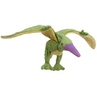 GoDog Flying Pterodactyl with Chew Guard - Green