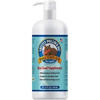 Grizzly Pollock Oil Dog (32 oz)