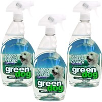 Image of 3-PACK Green Pet Glass & Surface Cleaner (96 fl. oz.)
