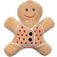 Grriggles Scented Gingerbread Man Vest It - Brown