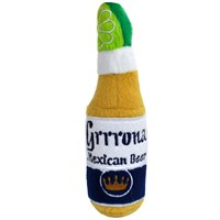 Grrrona Mexican Beer Plush Toy - Small