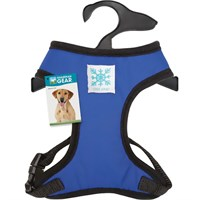Guardian Gear® Cool Pup™ Reflective Harness Medium - Light Blue
