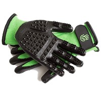 HandsOn Revolutionary Grooming/Bathing Gloves - Small