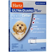Dog Suppliesflea & Tick Suppliescollarshartz Ultraguard Plus